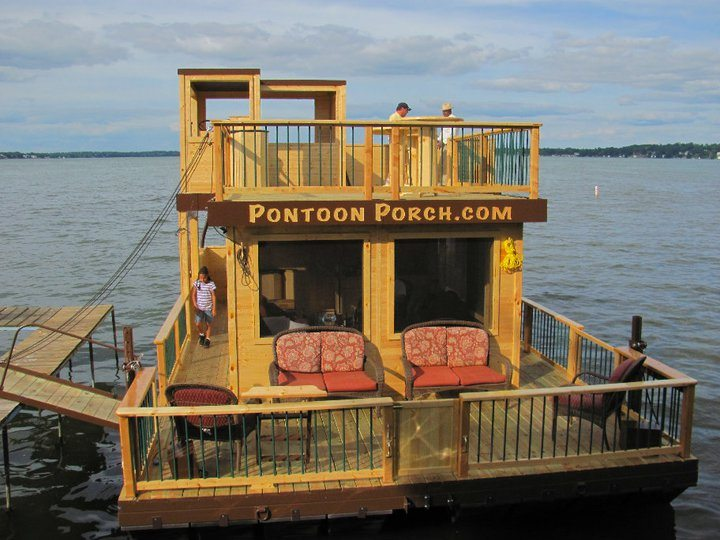 Pontoon Porch Events